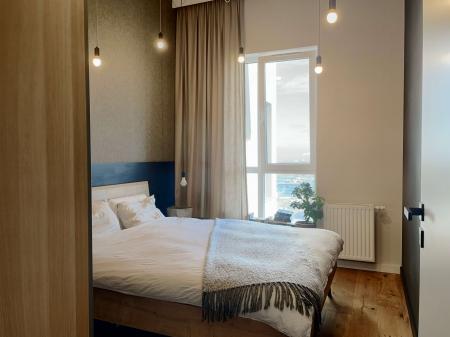 Zwiewna sypialnia